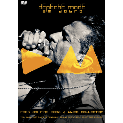 Depeche Mode Em Dobro - Rock Am Ring 2006 & Video Collection - DVD