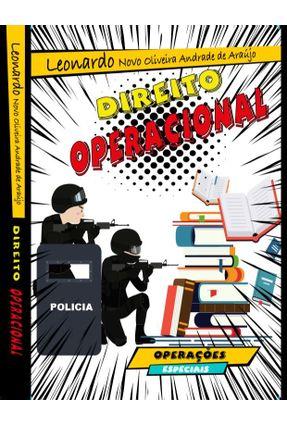 Direito Operacional - Araújo,Leonardo Novo Oliveira Andrade de | Nisrs.org