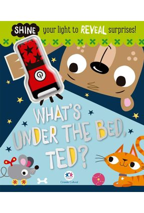 What's Under The Bed, Ted? - Greening,Rosie | Tagrny.org