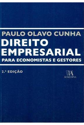 Direito Empresarial Para Economistas e Gestores - Paulo Olavo Cunha   Hoshan.org
