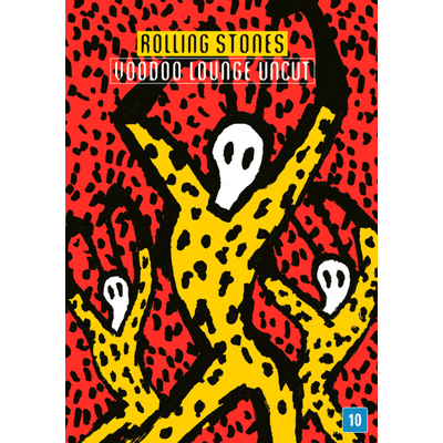 The Rolling Stones - Voodoo Lounge Uncut - DVD