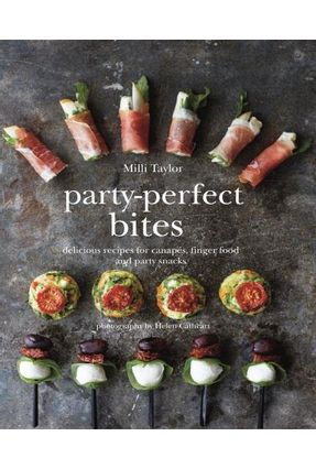 Party-Perfect Bites - Taylor,Milli | Hoshan.org