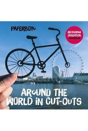 Around The World In Cut Outs - Paperboyo   Hoshan.org