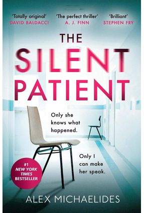 The Silent Patient - Michaelides,Alex pdf epub