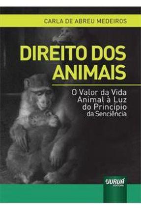 Direito dos Animais: O Valor da Vida Animal à Luz do Princípio da Senciência