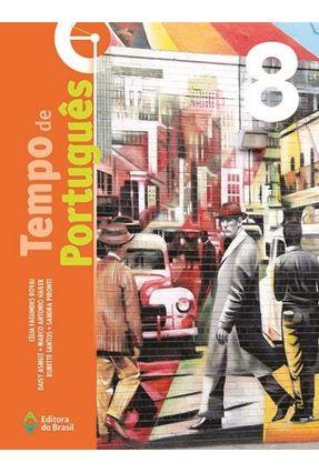 Tempo de Português - 8º Ano - Célia Fagundes Rovai pdf epub