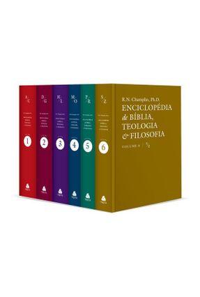 Usado - Enciclopédia de Bíblia, Teologia e Filosofia - 6 Volumes -  pdf epub