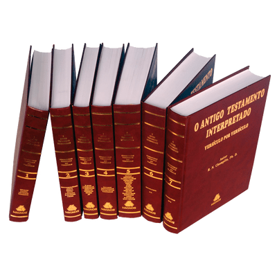 O Antigo Testamento Interpretado - 7 Volumes