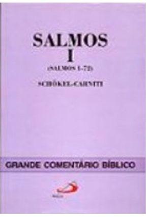 Salmos I Salmos 1 72  (c,grande Comentario Biblico) - Schokel,Luis Alonso | Hoshan.org