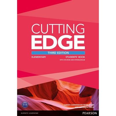 Cutting Edge - Elementary - Student'S Book + Dvd-ROM - With Myenglishlab - Third Edition