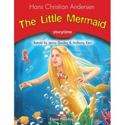 The Little Mermaid - Story Book With Audio CD - Storytime