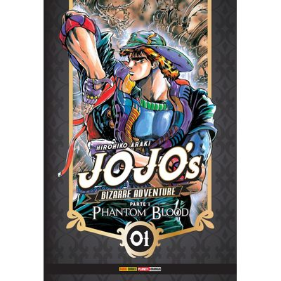 Jojo's Bizarre Adventure - Phantom Blood - Parte 1 - Vol. 1