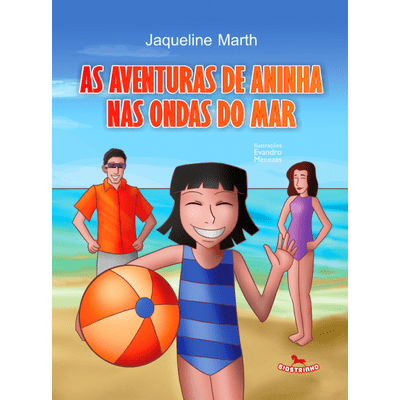 As Aventuras de Aninha Nas Ondas do Mar