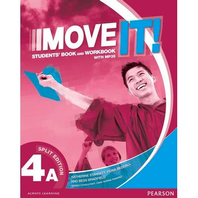 Move It - IA Split Edition & Workbook MP3 PACK - Level 4