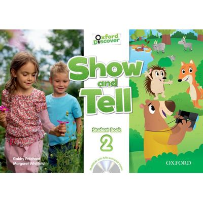 Show And Tell - Level 2 - Student's Book W Multirom Pk