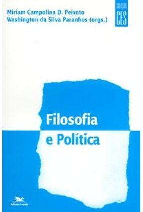 Filosofia e Política - Vários pdf epub