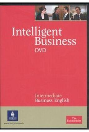 Intelligent Business Challenges - Intermediate DVD - Longman | Hoshan.org