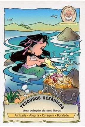 Tesouros Oceânicos - Giusti,Katiuscia | Tagrny.org