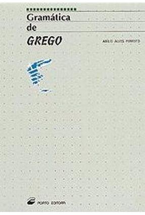 Gramatica De Grego - Perfeito,Abilio Alves   Tagrny.org