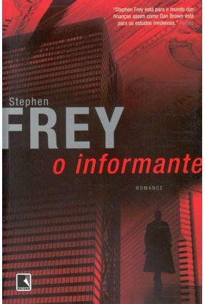 O Informante - Frey,Stephen pdf epub