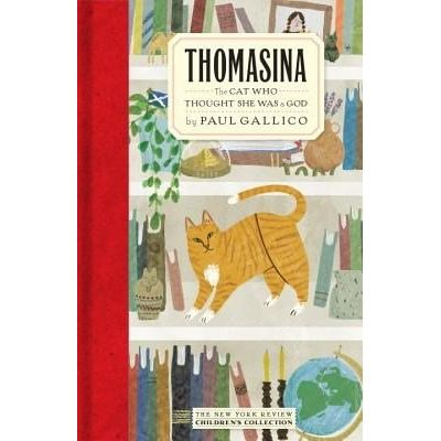 Thomasina - The Cat Who Thought She Was A God
