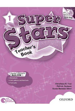 Super Stars 1 - Teacher's Book Pack - Oxford   Hoshan.org