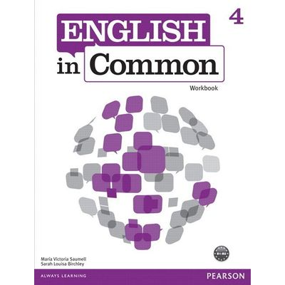 English In Common 4 - Workbook