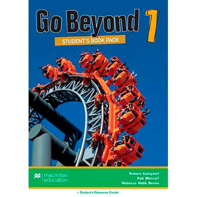 Go Beyond 1 - Student's Book - Pack