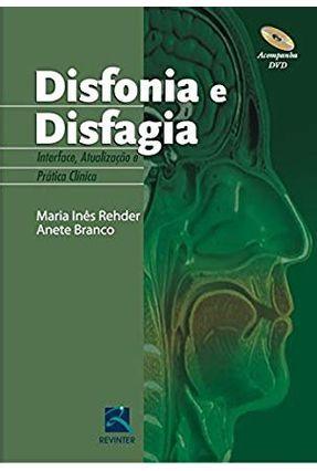 Disfonia e Disfalgia - Rehder,Maria Inês pdf epub