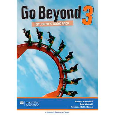 Go Beyond 3 - Student's Book - Pack