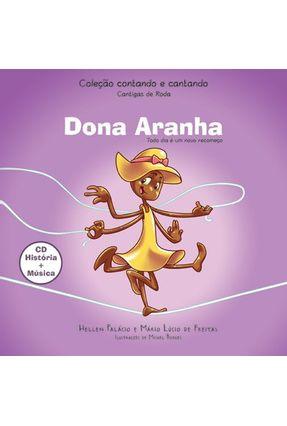 Dona Aranha - Todo Dia É Um Novo Recomeço - Acompanha - Palácio,Hellen De Freitas,Mário Lucio   Hoshan.org