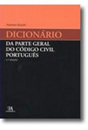Dicionário da Parte Geral do Código Civil Português - António Katchi | Hoshan.org
