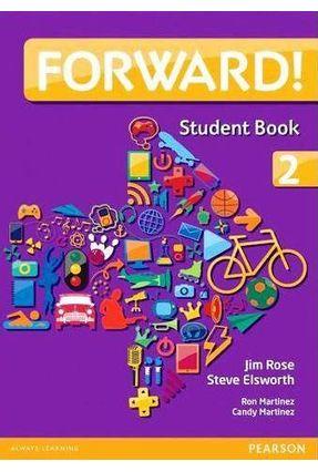 Forward! 2 - Pack Student's Book + Multi-Rom - Editora Pearson   Hoshan.org