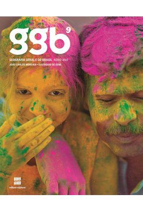 GGB - Geografia Geral e do Brasil - 9º Ano - João Carlos Moreira Eustáquio de Sene | Hoshan.org