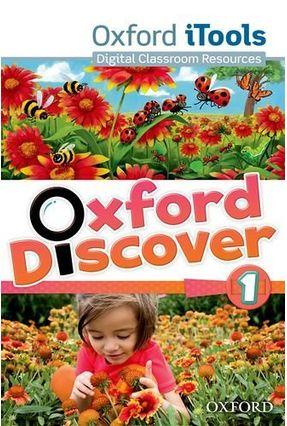 Oxford Discover 1 - Itools Dvdrom - Editora Oxford | Hoshan.org