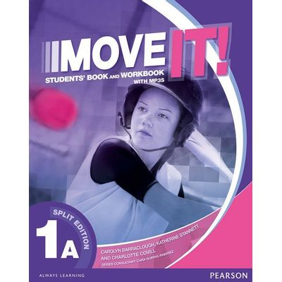 Move It - IA Split Edition & Workbook MP3 PACK - Level 1