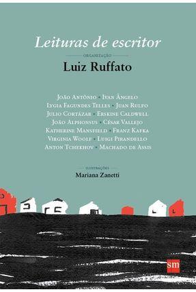 LEITURAS DE ESCRITOR - LUIZ RUFFATO - Ruffato,Luiz Ruffato,Luiz pdf epub