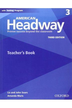 Am Headway - Level 3 Trb W Testing Program - 3ª Edition - Liz Soars John Soars   Nisrs.org