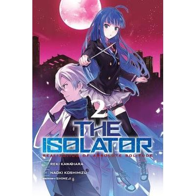 The Isolator, Vol. 2 (Manga)