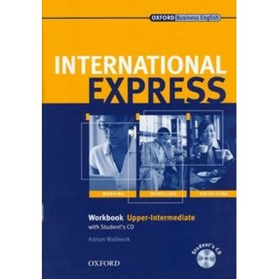New International Express Upper-intermediate Workbook With Student´s CD Interactive Edition Pack