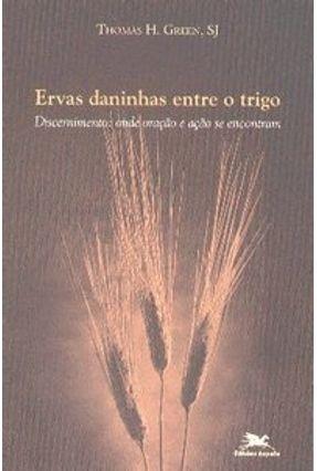 Ervas Daninhas Entre o Trigo - Discernimento: Onde Oração e Ação Se Encontram - Green ,Thomas H.   Hoshan.org