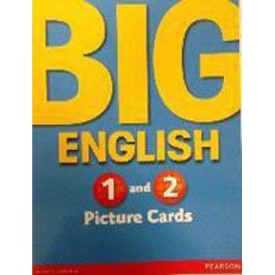 Big English 1 - Picture Cards