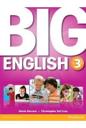 Big English 3 - CD-ROM - Editora Pearson   Tagrny.org