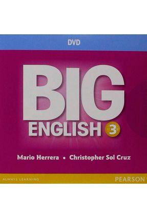 Big English 3 - Dvd - Editora Pearson   Hoshan.org