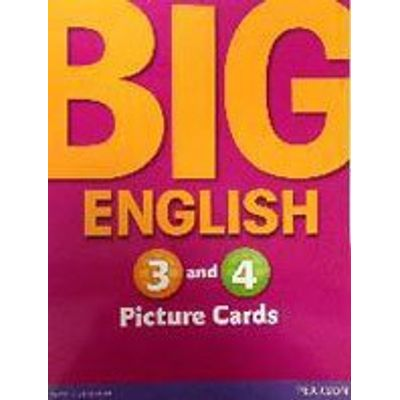 Big English 3 - Picture Cards