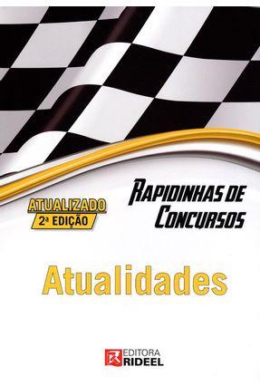 Atualidades - Série Rapidinhas Concursos - 2ª Ed. 2016 - Coelho,Murilo Oliveira de Castro pdf epub