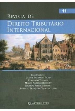 Revista de Direito Tributário Internacional 11 - Filho,Clóvis Panzarini | Hoshan.org