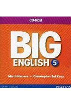 Big English 5 - CD-ROM - Editora Pearson | Tagrny.org