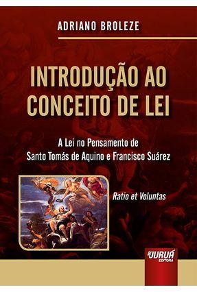 Introdução Ao Conceito De Lei - Broleze,Adriano pdf epub