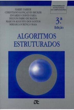 Algoritmos Estruturados - 3ª Ed. 2011 - Farrer,Harry   Hoshan.org